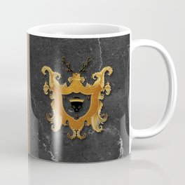 House of Gold and Marble Coffee Mug