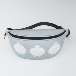 Clouds of Lamb Fanny Pack