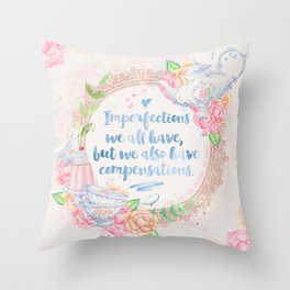 Andersen - Teapot Throw Pillow