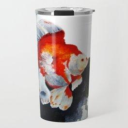 Ryukin Goldfish Travel Mug