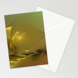 Light's coming Stationery Cards