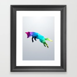 Glass Animal - Flying Fox Framed Art Print
