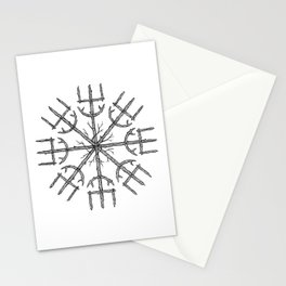 Galdrastafir Stationery Cards