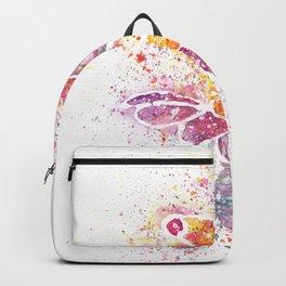 Beautiful Nature Watercolor Backpack