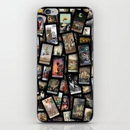 TAROT DECK iPhone Skin