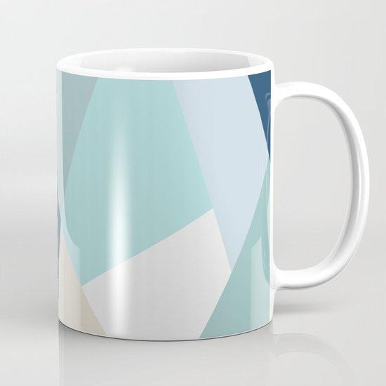 SPRING LOVE { BLUE } Mug