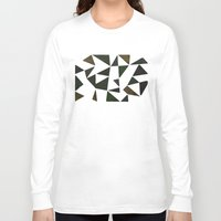 broken Long Sleeve T-shirts featuring Broken  by Last Call