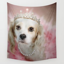 Lady Beatrice Wall Tapestry