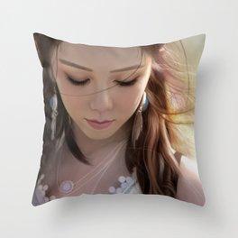 G.E.M. 另一個童話 My Fairytale EP Throw Pillow