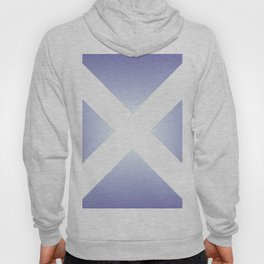 flag of scotland - with color gradient Hoody