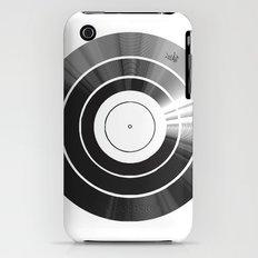 Vinyl Intentions iPhone (3g, 3gs) Slim Case
