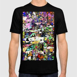 Chaos In Color T-shirt