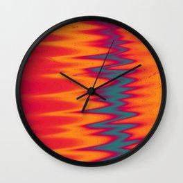Solarized Wall Clock