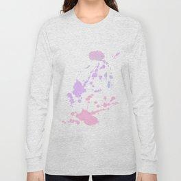 Paint Daubs (1) Long Sleeve T-shirt