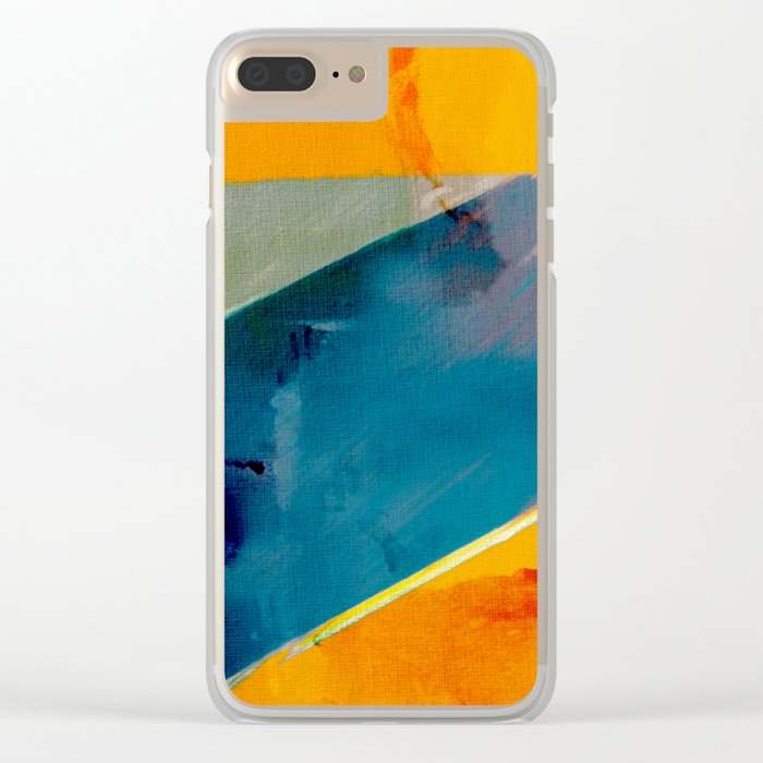 The River Bend Clear iPhone Case