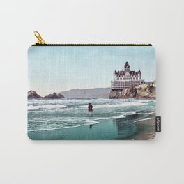 The Cliff House, San Francisco 1899 Carry-All Pouch