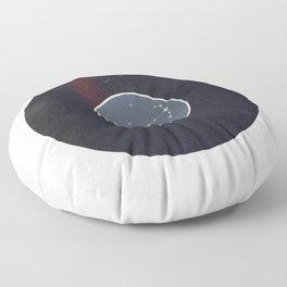 Vinyl Record Zodiac Sign Scorpio Floor Pillow