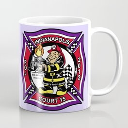 Bobby's Hotflashes, Ct. 15 Coffee Mug