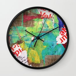 Our...We Wall Clock