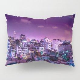 Oh Chi Minh City Pillow Sham