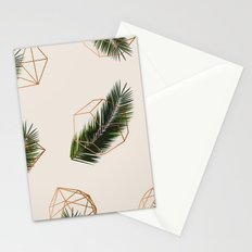 Palm + Geometry #society6 Decor #buyart Stationery Cards