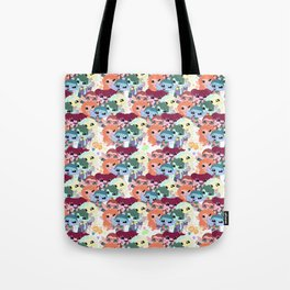 The TroubleMakers Tote Bag