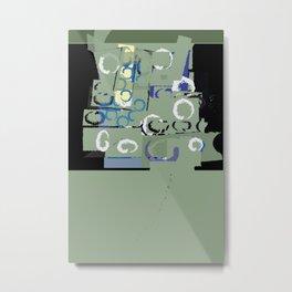 Process No. 1 Metal Print