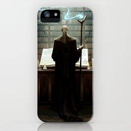 The secrets of darkest magic iPhone Case