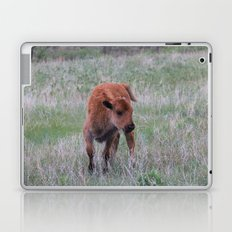 Baby buffalo calf Laptop & iPad Skin