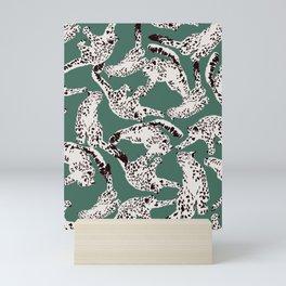 IRBIS mint Mini Art Print
