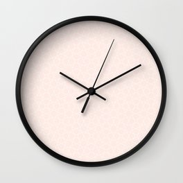 Stars and Lines Wall Clock