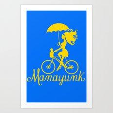 Manayunk  Art Print