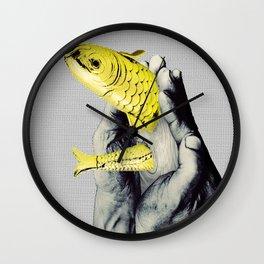 PERSONAL GOLDFISH Wall Clock