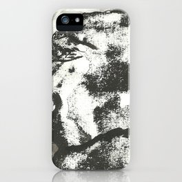 Mounstruo 2 iPhone Case