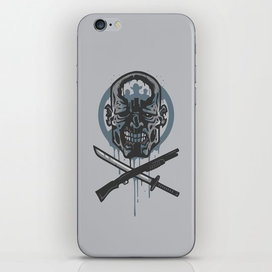 Dead Men Walking iPhone & iPod Skin