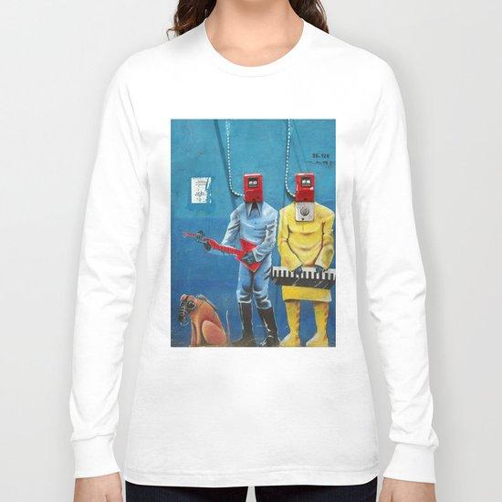 street art men 6 Long Sleeve T-shirt