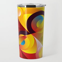 Cosmogony #04 Travel Mug