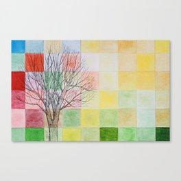 Autumn Past Canvas Print