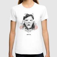 bjork T-shirts featuring Bjork  by Anfetamina