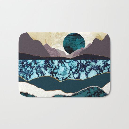 Desert Lake Bath Mat