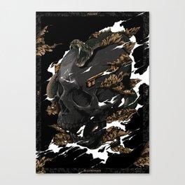 Night of the Illuminati  Canvas Print