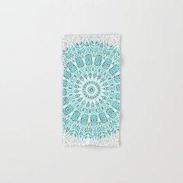 A Glittering Mandala Hand & Bath Towel