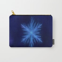 Elsa's Snowflake Carry-All Pouch