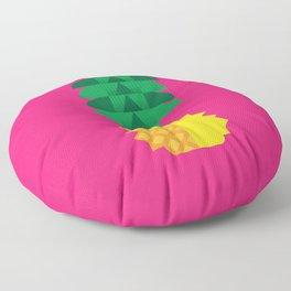 Fruit: Pineapple Floor Pillow