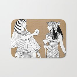 King tut Bath Mat