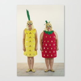 Fruity Booty Canvas Print