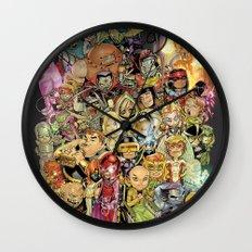 Lil' X Wall Clock