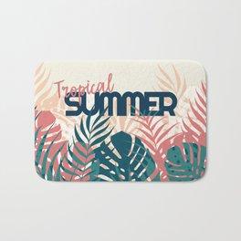 Tropical Summer #society6 #decor #buyart Bath Mat