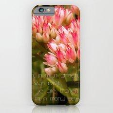 Ring van Rust  Slim Case iPhone 6s