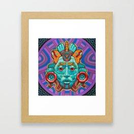 +K7 Xochicoatl Framed Art Print